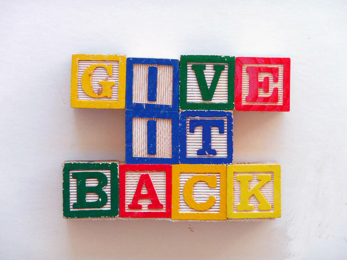 Give Back Timeshare