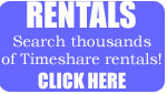 Search timeshare rentals now!