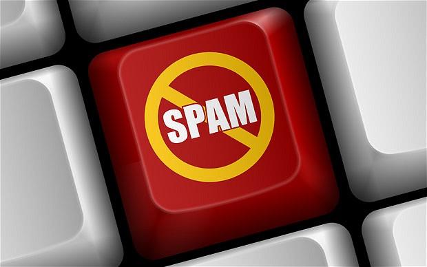 die spam