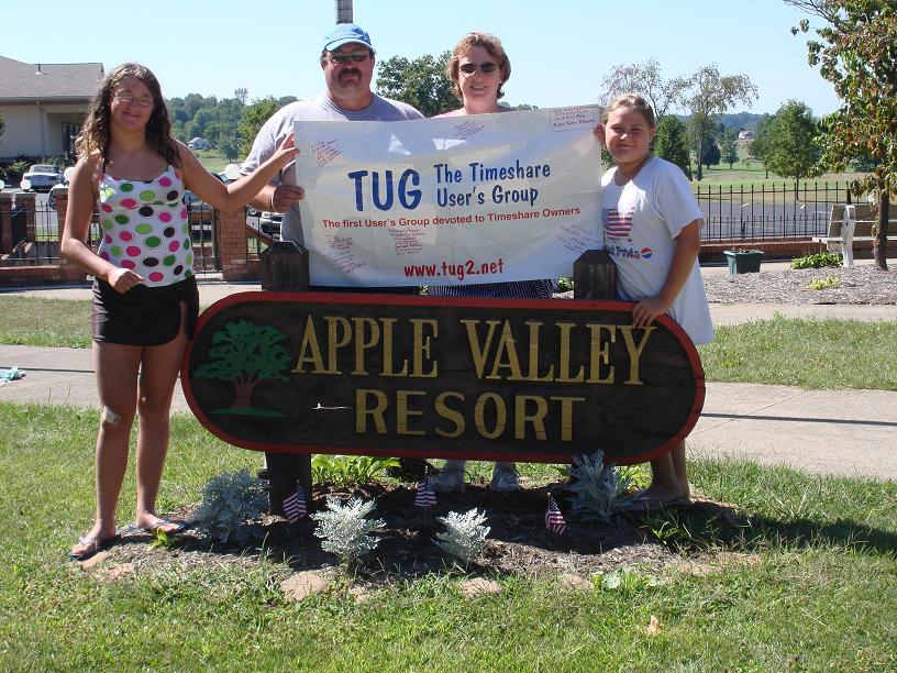 Apple Valley Resort