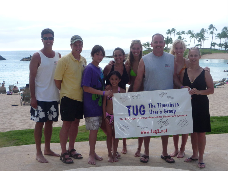 Tuggers at Ko'Olina Timeshare